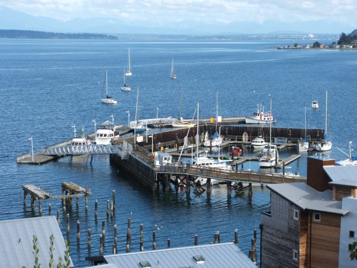 south whidbey harbor at langley